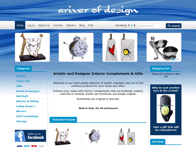 ariver of design