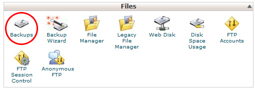 how to send folders in cpanel