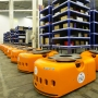 Kiva Robots for an Automated Warehouse