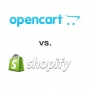 Shopify vs OpenCart