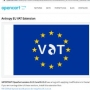 We Have Updated Our EU VAT Extension