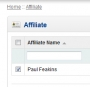 How to set up affiliates in OpenCart
